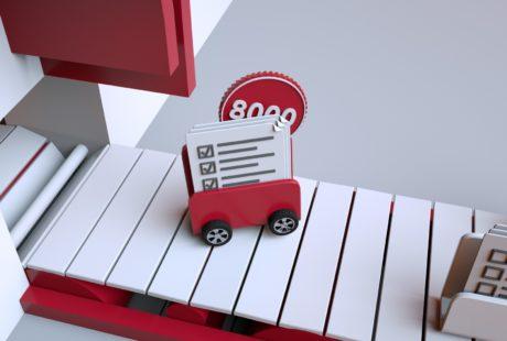 Противодействие коррупции Видео инфографика 3D заказть в студии Инфомульт