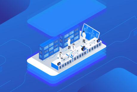 презентационный видеоролик НПЦ Бизнес Автоматика заказать в студии Инфомульт