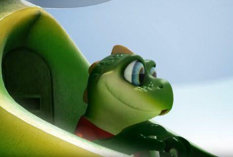 создание видеороликов анимационных в 3D динки парк