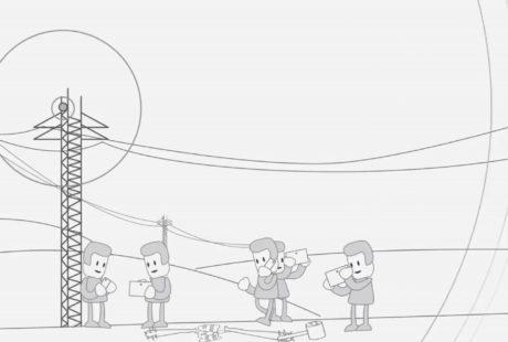 2д анимация для Миранда медиа Студия Инфомульт