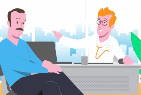 рекламная анимация для росмед инфо студия инфомульт москва